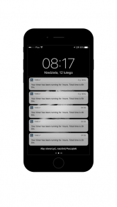 Timely-notyfikacje na iPhone
