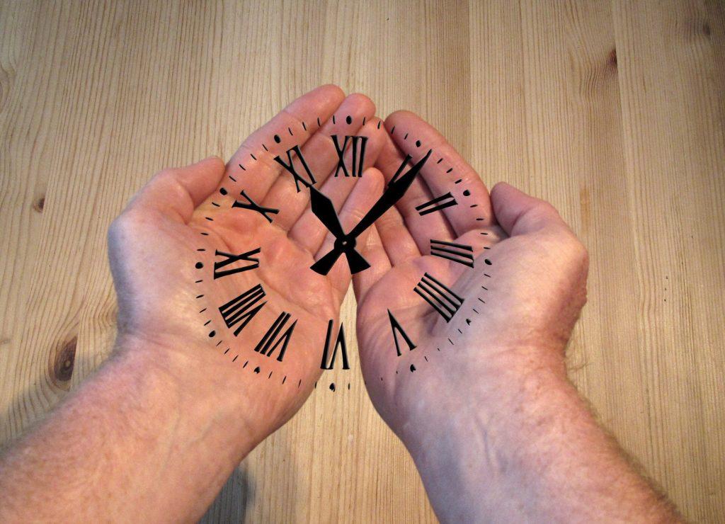 kontekst jako czas na wykonanie zadania