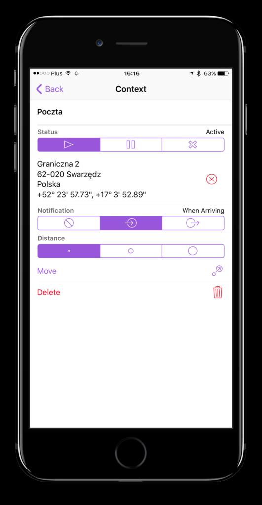 aplikacja do zarządzania zadaniami Omni Focus