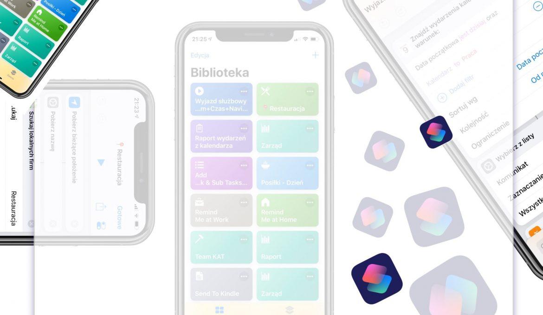 Automatyzacja w iOS – Skróty